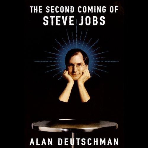 The Second Coming of Steve Jobs audiobook cover art