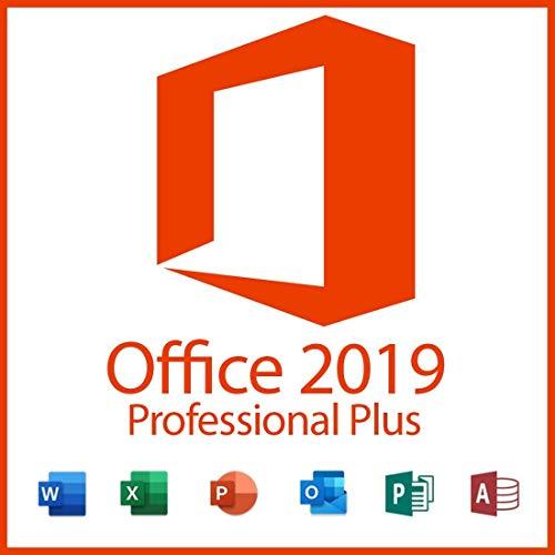 Office 2019 Professional Plus 32/64 bits Licencia VKQ Key | Clave perpetua en Español | Clave de Activación Original Español | Solo funciona para Windows 10 | Entrega 1h-6h por correo electrónico