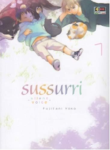 Sussurri - hiso hiso - silent voice 1