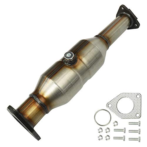 MAYASAF Catalytic Converter w/Gasket Fit 2003 2004 2005 2006 2007 HONDA Accord 2.4L L4 (EPA Compliant)