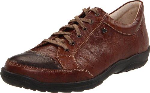 Finn Comfort Alamo- Herrenschuhe Sneaker/Schnürschuh, Braun