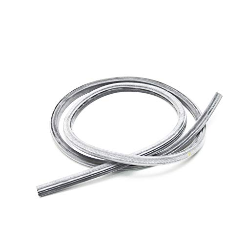Price comparison product image Whirlpool W10509257 Dishwasher Door Seal Genuine Original Equipment Manufacturer (OEM) Part