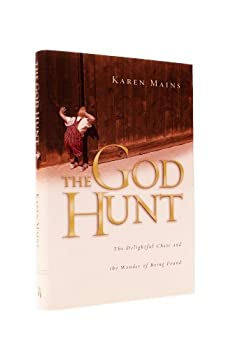 The God Hunt: A Discovery Book for Men and Women 0891918132 Book Cover