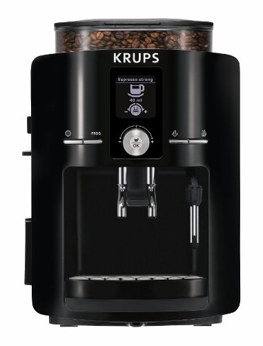 KRUPS EA8250 Fully Auto Espresso Machine,...