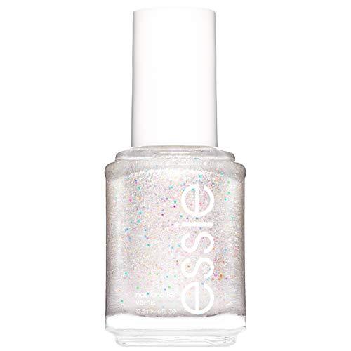 essie winter nail polish, winter trend 2019, glitter finish, let it bow, 0.46 fl. oz.