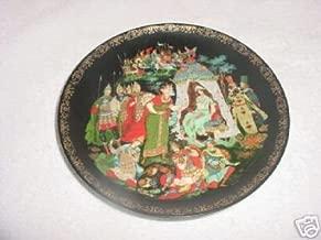 Russian Legends The Golden Cockerel Collector Plate