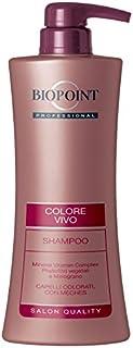 Linea Colore Vivo Shampoo Capelli Colorati E-O Con Meches 400 ml