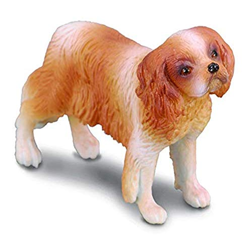 Figurines Collecta - Chien Cavalier King Charles Spaniel