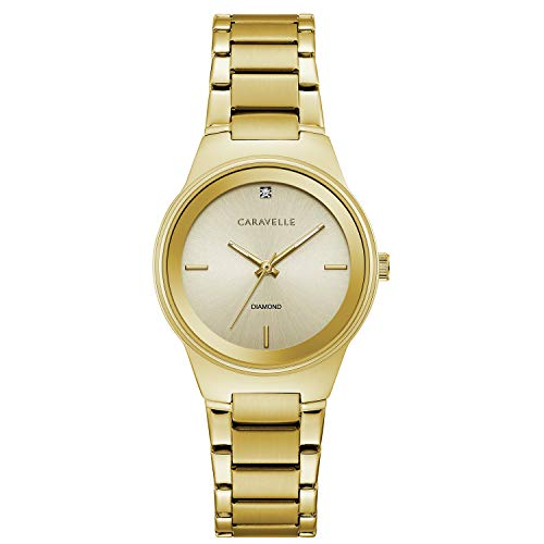 Caravelle Designed by Bulova Dress Watch (Model: 44P101)