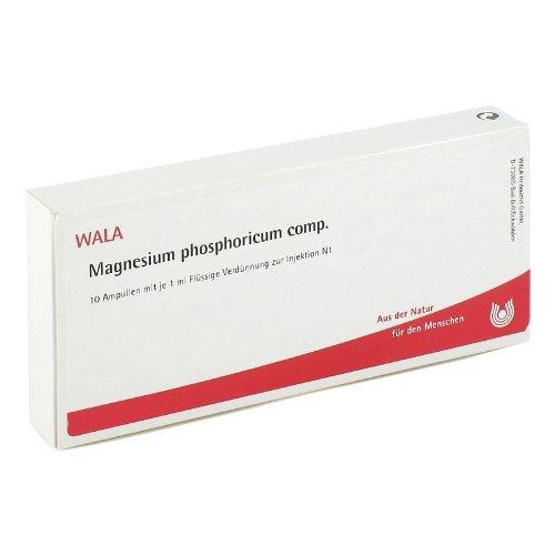 MAGNESIUM PHOSPHORICUM COMP.Ampullen 10X1 ml