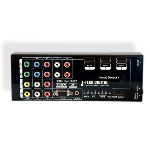 Rca Hdmi Switch Box - 3