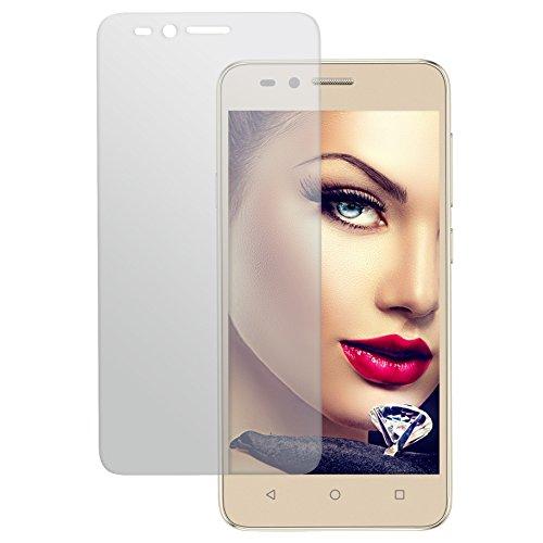 mtb more energy® Schutzglas für Huawei Y3 II (4.5'') - Tempered Glass Protector Schutzfolie Glasfolie