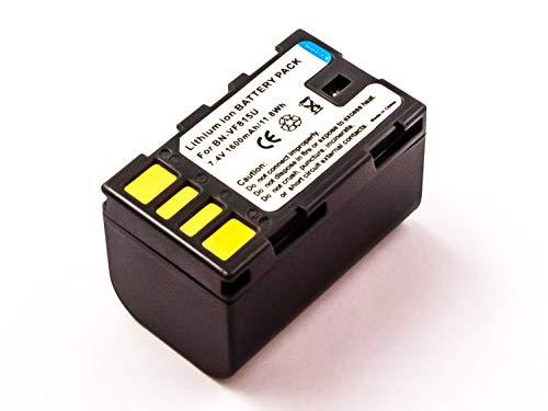 Akkuversum Akku kompatibel mit JVC Everio GZ-MG330, Camcorder/Digitalkamera Li-Ion Batterie