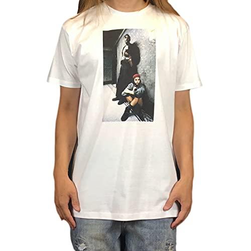 新品 LEON レオン マチルダ ツーショット リュックベッソン 映画 Tシャツ S M L XL (XL)