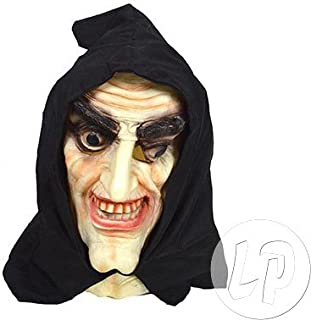 masque protection demi cagoule noir