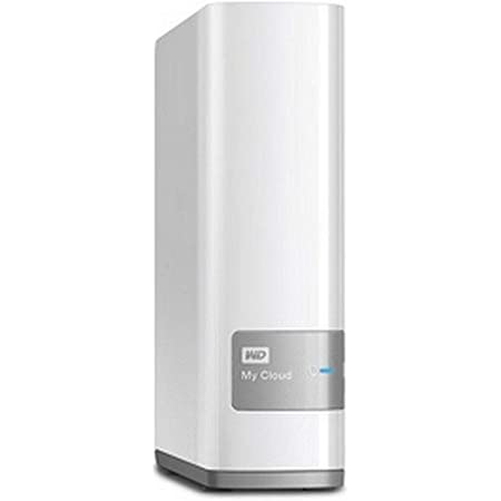 Wd My Cloud Personal Cloud Storage Nas 4 Tb Computers Accessories