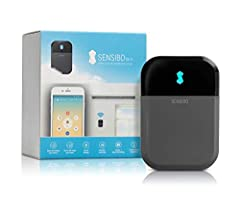 COMPATIBLE WITH ALL STAND ALONE ACs: Air conditioner controller system; mini split wifi controller that also works with mobile and window a/c units through any wi-fi connected phone or voice aware technology MANAGED BY ANY SMART DEVICE: Use iOS and A...
