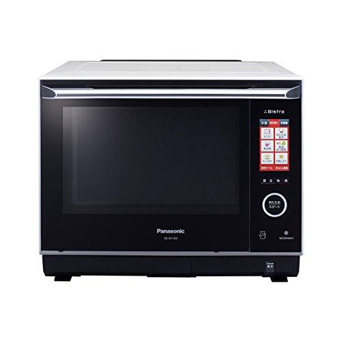 パナソニック ビストロ スチームオーブンレンジ 30L ホワイト NE-BS1300-W