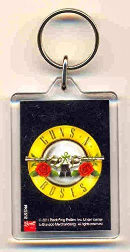 Pyramid Guns N' Roses - Classic Logo (Portachiavi) Merchandising Uffic
