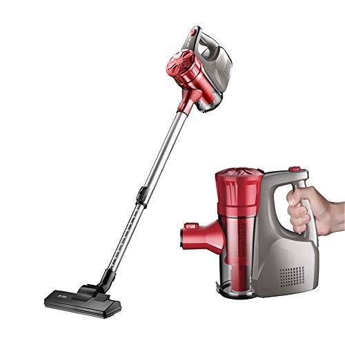 2 in 1 Stick Stofzuiger snoer Lichtgewicht Upright en Handheld Vacuum, 0.8L Dust Bin, for Carpet Hard Floor Pet Hair Dust hsvbkwm
