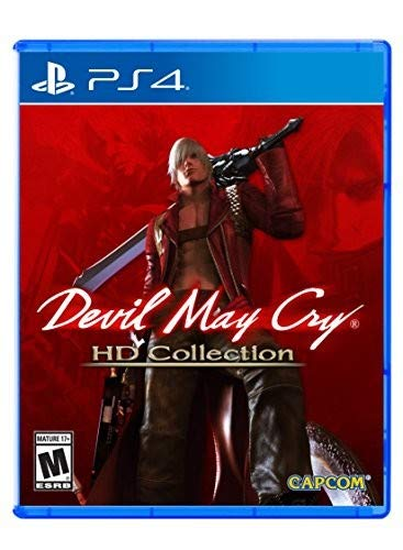 DEVIL MAY CRY HD COLLECTION - DEVIL MAY CRY HD COLLECTION (1 Games)