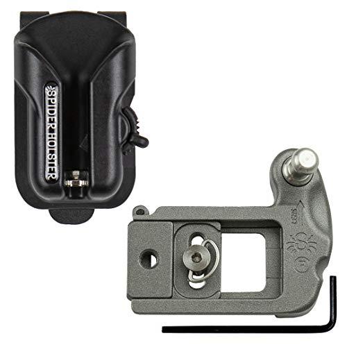 Spider X Holster Set Leichtes Hüft-Tragesystem für spiegellose Kameras