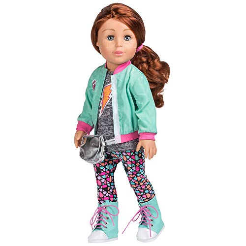 Adora Amazing Girls 18-inch Doll, Sam (Amazon Exclusive)
