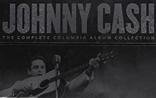 The Complete Columbia Album Collection Box set Edition by Johnny Cash (2012) Audio CD
