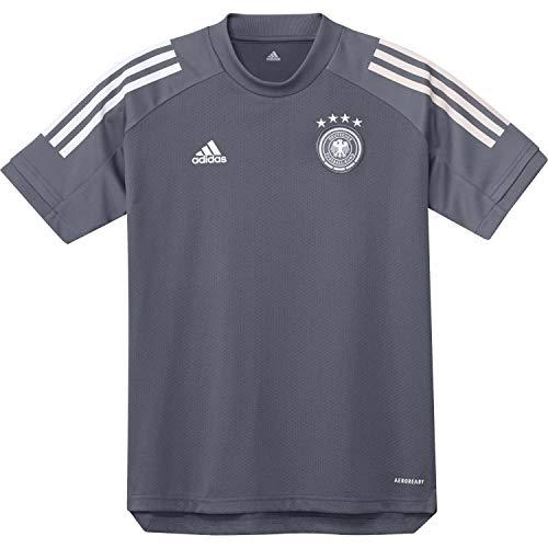 adidas Kinder DFB Training Jersey Trainingstrikot, Onix, 128