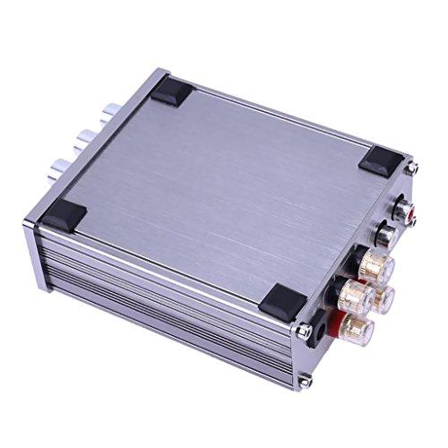 #N/A/a Mini Amplificador Estéreo para Coche Radio en Casa Computadora CD DVD MP3 MP4 50W