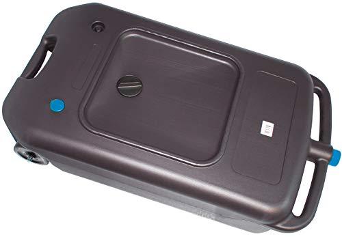 BGS 8554   Öl-Auffang-Kanister mit Ausgießer   fahrbar   40 l