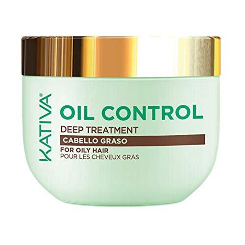 KATIVA - Tratamiento Oil Control Deep Treatment Cabello Graso
