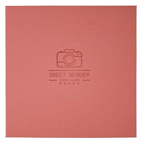 LiKin ÁLbum De Fotos de Bricolaje,Capacidad Extra Grande Albunes para Fotos,para El...