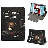 NAUC Tablet Tasche für Huawei MediaPad M5 / Pro Hülle Schutzhülle Hülle Schutz Cover, Farben:Motiv 11