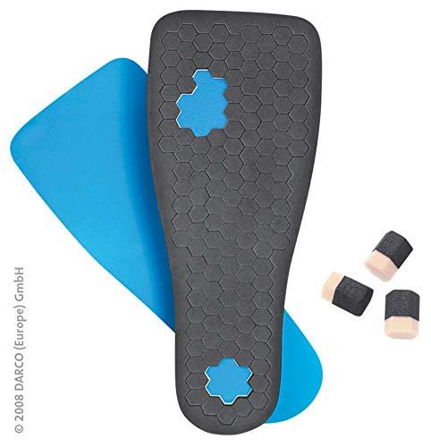 Darco Peg Assist Medsurg Schuh für Diabetiker, Druckentlastung Extra Large Mens