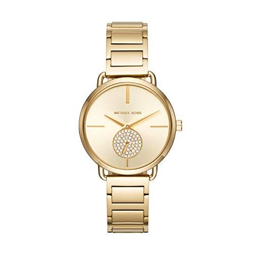 Michael Kors Reloj Analógico para Mujer de Cuarzo con...