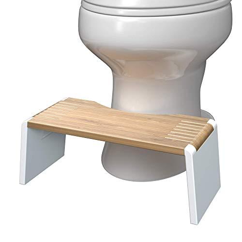 Squatty Potty Stockholm Folding Bamboo Toilet Stool - 7