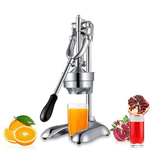 Edelstahl 304 Citrus Handbuch Früchte Squeezer, Orange Zitrone Entsafter Fruchtpressmaschine Presse Juicer Start kommerzielle
