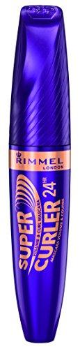 RIMMEL LONDON 24HR Supercurler Mascara - Extreme Black