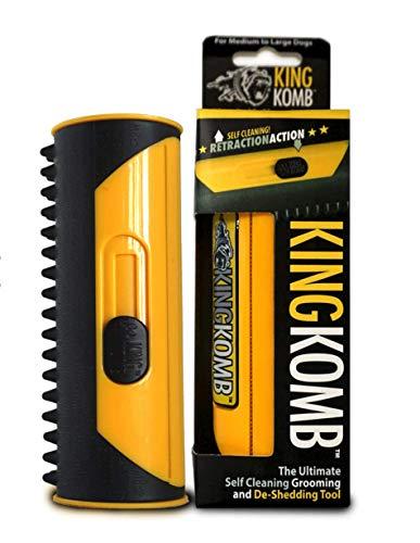 King Komb Dog Shedding Brush