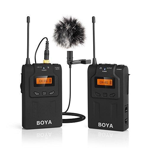 BOYA Wireless Microphone (WM6)