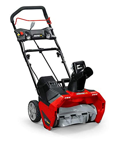 Snapper XD 82V MAX 1697185 20-Inch Electric Single-Stage Snow Blower Tool (Battery & Charger Sold Separately)