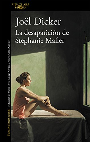 La desaparición de Stephanie Mailer eBook: Dicker, Joël: Amazon.es ...