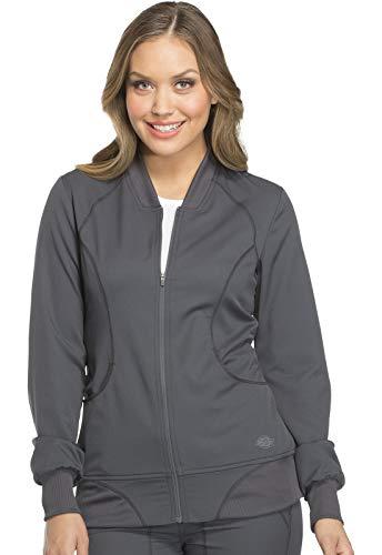 Dickies Dynamix DK330 Women's Zip Front Scrub Jacket