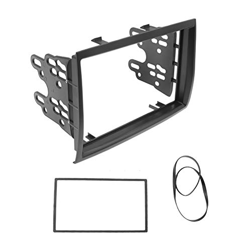 seductive GF 2DIN Radio Fascia Fit para Citroen Jumper 2006+ Peugeot Boxer Boxer 2006+ Frame CD DVD DVD Player Panel en el Tablero de Instrumentos Kit de Montaje (Size : 178x102mm)