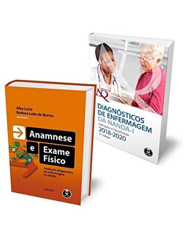 Kit Diagnósticos de Enfermagem da NANDA-I + Anamnese e Exame Físico