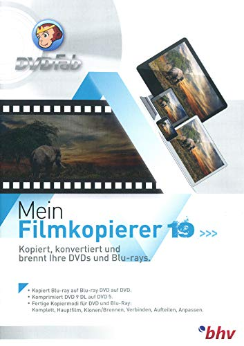 DVDFab Mein Filmkopierer 19