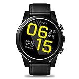 Docooler Zeblaze Thor 4 Pro 4G LTE Smart Watch Phone Android 7.1.1 Quad Core 1GB + 16GB 5MP Cámara 600mAh 1.6-Inch LTPS Pantalla de Cristal Reloj multitáctil GPS Micrófono Deportivo para iOS/Android