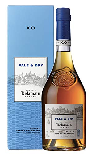 Delamain Pale und Dry X.O. Cognac (1 x 0.7 l)