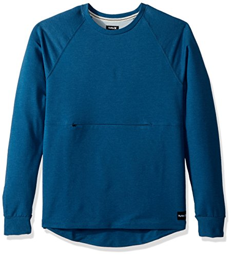 Hurley M Dri-Fit Offshore Crew Blue Force L